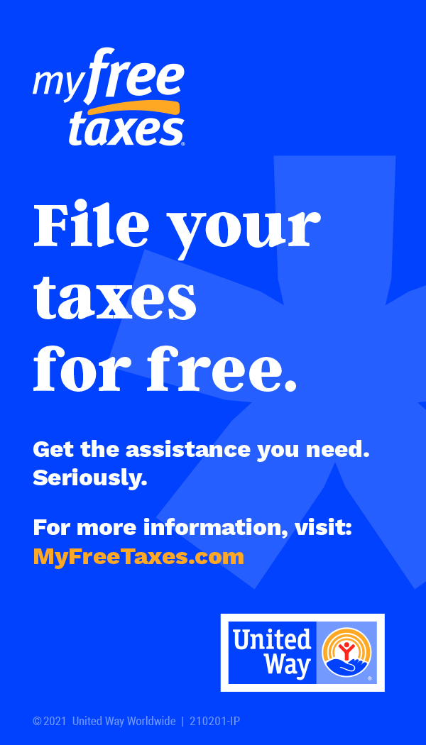My Free Taxes with United Way